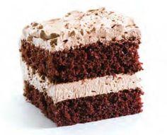 Gandolfo's CHOCOLATE MOUSSE CAKE
