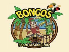 St Pete Beach Bar & live entertainment - BongoBongos Beach Bar and Grill | Grand Plaza Hotel & Beachfront Resort, St. Pete Beach, Florida