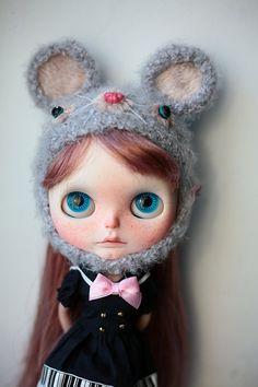 Custom Blythe Doll  Lappy by chercheto on Etsy, $900.00