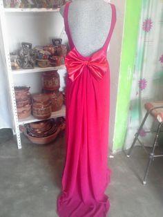 Vestido en rojo #yolohice#