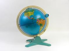 FP Globe. My prized posession lol.