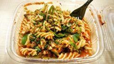 #Italian #Lunch #Pastas  From #Sbarro  #fusilli #Foodie #Food #RedSauce by nisargmehta1