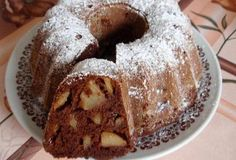 Bábovka bez vajec: perníkovo-jablečná - Recepty.cz - On-line kuchařka Sweet Pie, Food Hacks, Doughnut, French Toast, Muffin, Pudding, Treats, Breakfast, Desserts