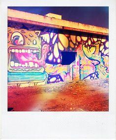 VAJO , street artiste tunisien Vertige Graffik Event / Dec 2012 - Tunis Association Open Art Tunisia  #street_art #tunisia #urban_art #event #art