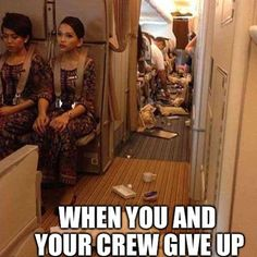 That's it !! The cleaners can fill a skip when we land ‼️