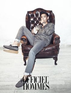 Top! Stop appearing in all of my magazines! I keep getting drool all over you!!!