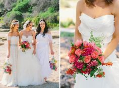 The Sexy Señorita – Colourful Spring Wedding Style