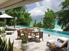 Four Seasons Resort Seychelles (Baie Lazare Mahé, Seychelles)