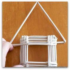 Blog o nauce wyplatania z papieru - tak zwana papierowa wiklina. Tutoriale, DIY, filmy z kanału YOU TUBE