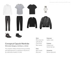 Dark minimalist inspiration album - Imgur