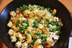 Ingezonden door Mandy: couscous salade