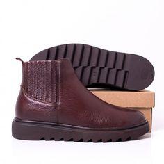 Ghete Piele barbati maro Moscal Chelsea Boots, Casual, Shoes, Fashion, Moda, Zapatos, Shoes Outlet, Fashion Styles, Shoe