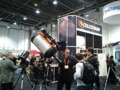 Celestron, 50 nous productes pel 2013.  http://www.astropardines.cat