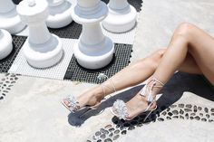 Shoe of the Month: Aquazzura 'Wild Thing' Sandals - 5 Inch and Up