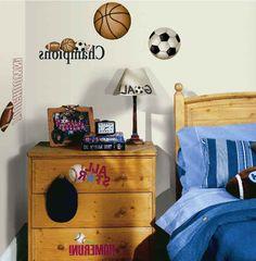 Sports baby room theme ideas