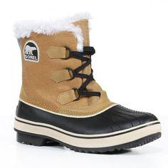 Sorel Women's 'Tivoli' Buff Suede Cold Weather Boots