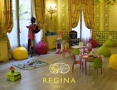 Salle de jeux - Ouvert tous les jours du 12 juillet au 29 août 2014  Kids Playroom - Open every day from July 12th until August 29th, 2014  #kidsroom   #playroom   #paris4children   #salledejeux