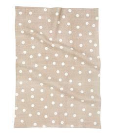 Baumwollteppich | Product Detail | H&M