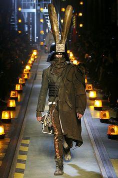 John Galliano Fall 2007 Menswear