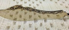 Antique Raeno Silver Plate  Co LTD Butter Knife  by SimplyAgain
