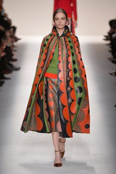 TREND: Optic Prints    Valentino