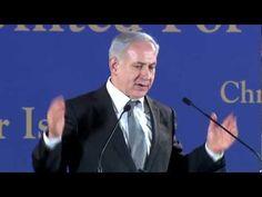 "PM Netanyahu's Speech @ ""Christians United for Israel"" Conference 2012 - YouTube...wonderful!!!!"