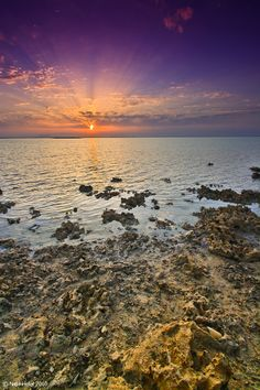 ✯ Sunrise on the Red Sea