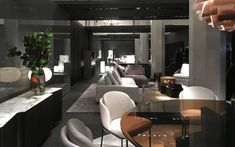 """Minotti returns as an exhibitor at the second edition of the """"Salone del Mobile.Milano Shanghai"""", held November 23"""