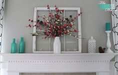 Lazy Summer Decor The Turquoise Home 10
