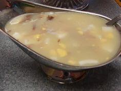 Southern Thanksgiving Menu: Giblet Gravy