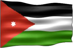 Jordania Flag, Jordan Spieth, Wonderful Places, Viajes, Science, Flags