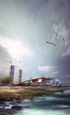 Gallery of SYNWHA Consortium Wins Competition to Design Waterfront Park for Busan North Port - 3