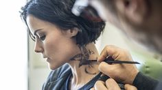 Tattoo You: Our Exclusive Behind-the-Scenes 'Blindspot' Gallery ...