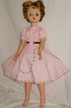 Candy Fashion Doll ~ 20 Inches