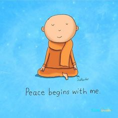 Buddha Doodle, Doodles, Peace, Charlie Brown, Fictional Characters, Disney Characters, My Images, Winnie The Pooh, Insight