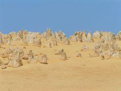 West coast - Pinnacles