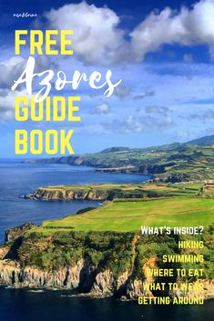 The Azores are a beautiful set of 9 islands in the middle of the Atlantic ocean. This Azores Guide will give you all the details for your Azores vacation. Algarve, Best Places To Travel, Places To See, Portugal Travel, Wanderlust Travel, Strand, Travel Destinations, Travel Tips, Travel Ideas