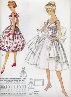 bouffant party dress | Flickr - Photo Sharing!