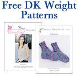 """Free Patterns by yarn wt """"We have an ever-growing collection of patterns for yarns from various manufacturers available for free. Many of these patterns retail for $5 - $10, but you get them free, no purchase necessary"""""""