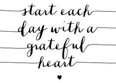 10 Benefits to a Gratitude Journal