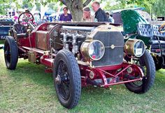 1905 Fiat-Isotta/Fraschini 200Hp Special with a V6 Aircraft Engine at 16.5L
