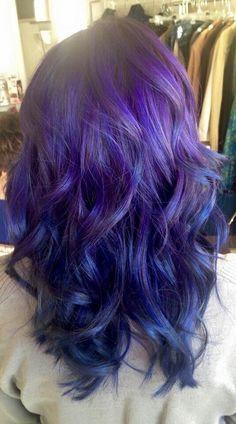 Arctic Fox hair color is amazing vegan Simi permanent hair color!