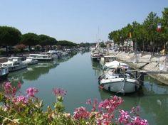 Port de Beaucaire, France
