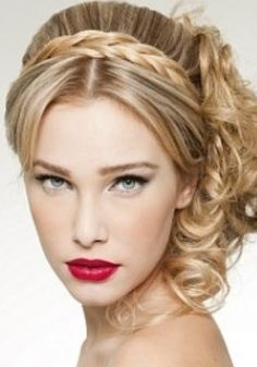 Hairstyles For Long Hair Dinner : Hairstyles For Evening Dinner Picture Ideas With Bob Hairstyles Dress ...