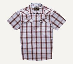 Howler Bros H Bar B Snap Button Down – Man Outfitters