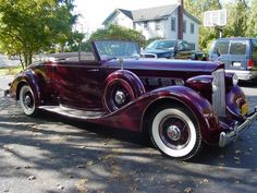 1935 Packard One Twenty