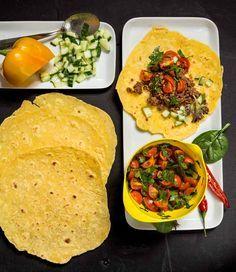 Glutenfria tortillas