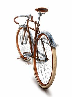 Vintage Bikes would be the stop for classic and old tricyles. Look around the top collection of makers. Velo Retro, Velo Vintage, Vintage Bicycles, Touring Bicycles, Touring Bike, Bicycle Art, Bicycle Design, Bicycle Illustration, Posters Vintage