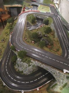 Carrera GT Pro & expansion set - work in progress - Page 5 - Slot Car Illustrated Forum