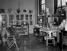 Waverly Hills giftshop